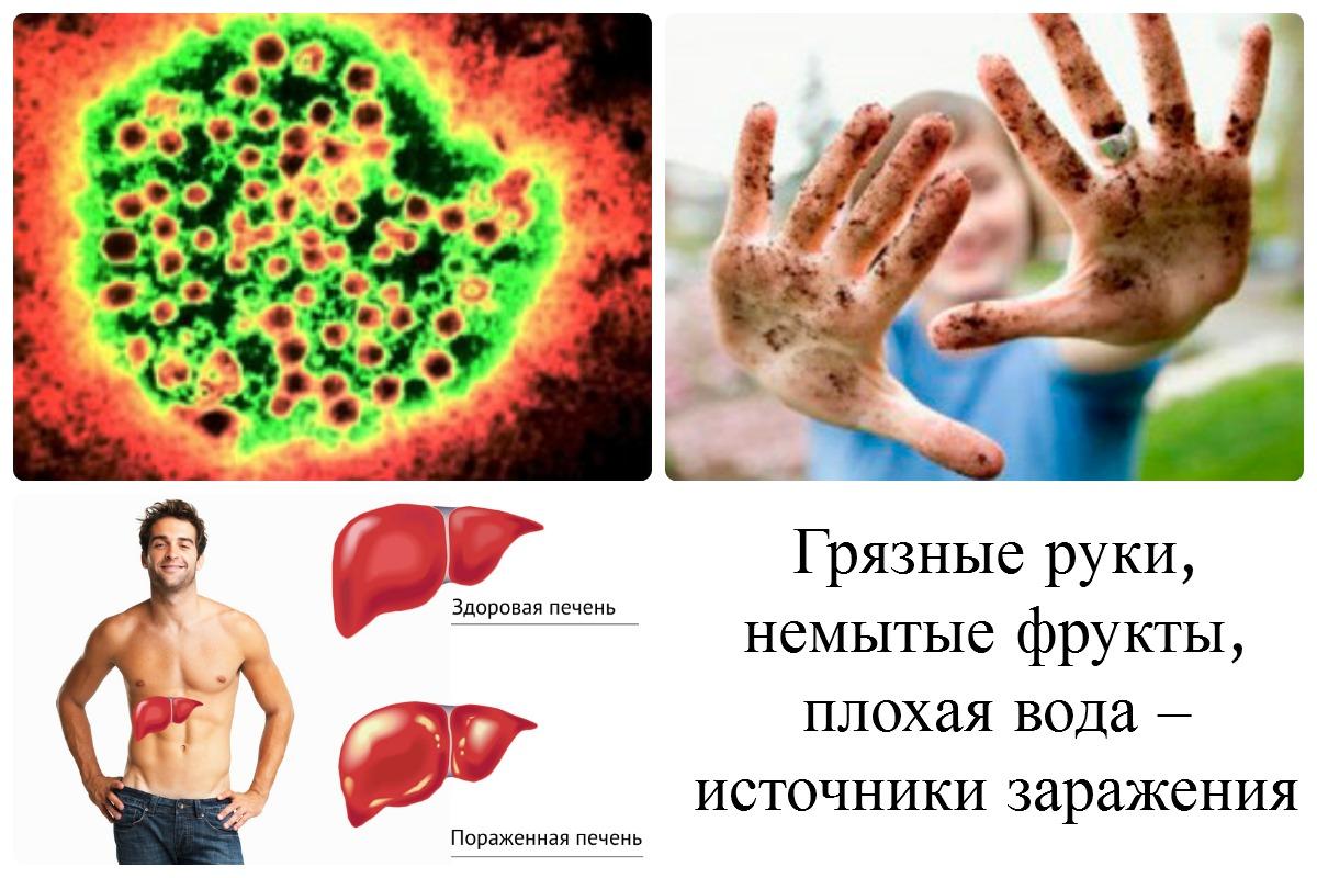 Симптомы наличия паразитов в печени человека