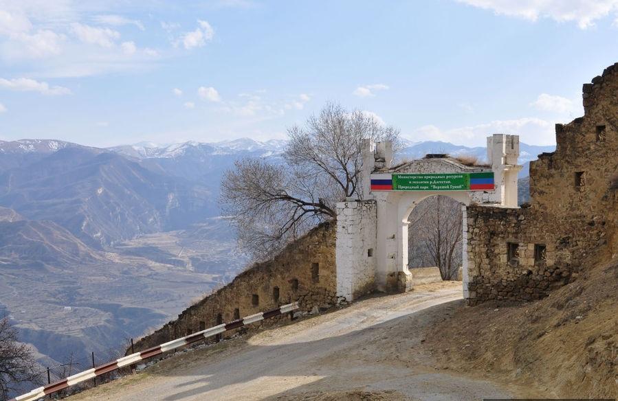 Gunibskaya-krepost